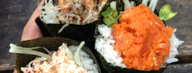 SushiPDX is one of Portland Favorites.
