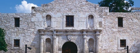 The Alamo is one of USA #4sq365us.