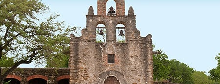 San Antonio Missions National Historical Park is one of Texas.