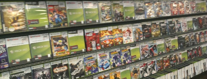GameStop is one of Used Game Stores.