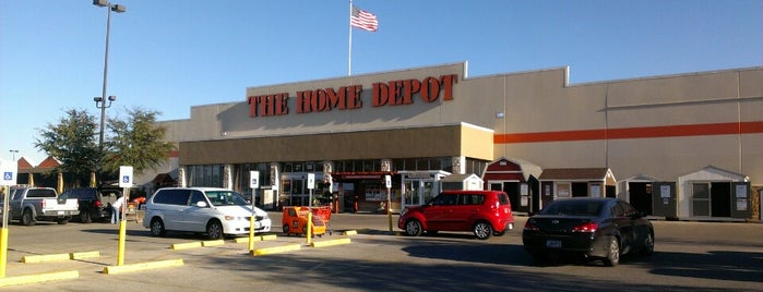 The Home Depot is one of Sam 님이 좋아한 장소.