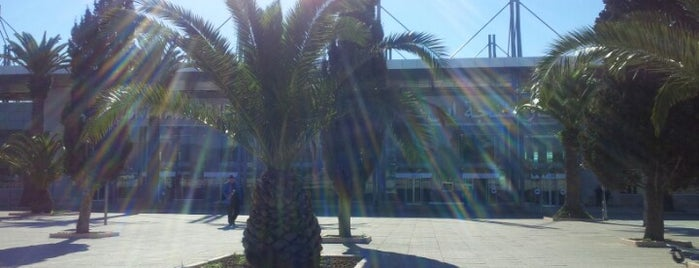 Аэропорт Танжер Ибн Баттута (TNG) is one of Kevin : понравившиеся места.