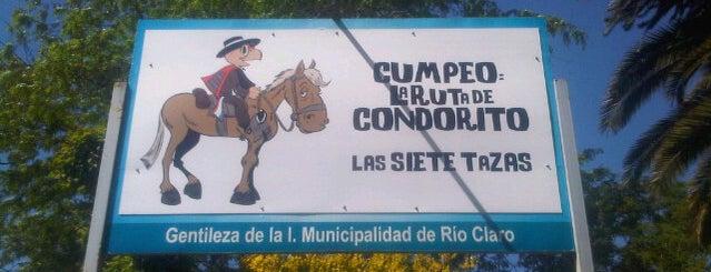 Plaza De Cumpeo is one of Posti che sono piaciuti a Paulina.