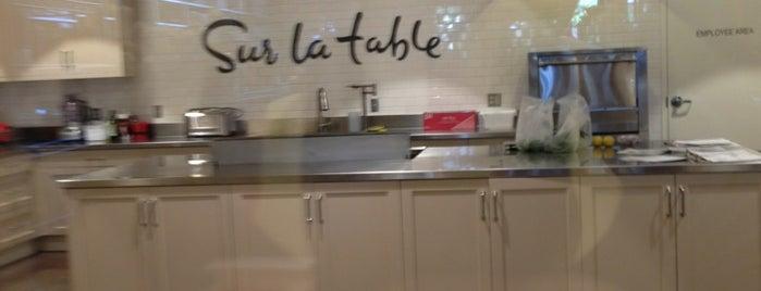 Sur La Table is one of Tempat yang Disukai Joseph.