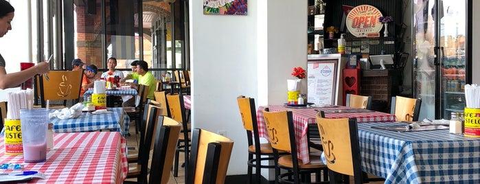 D'Cuban Restaurant & Paleteria is one of Good Food.