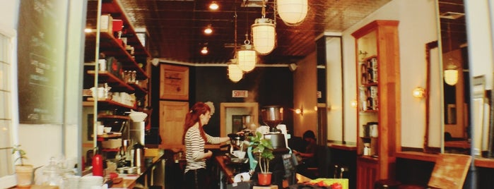 Café Humble Lion is one of Top café coffee shops Montreal.