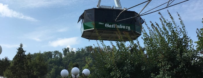 Ober Gatlinburg Tram is one of Gatlinburg To-Do List.