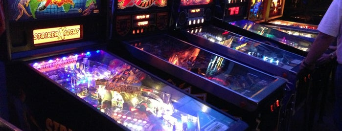 Flipperspiel Wunderland is one of Pinball Destinations.