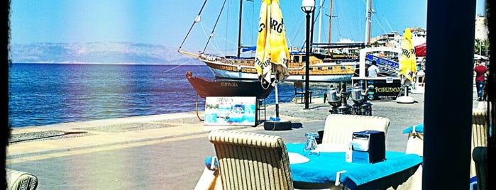 Çapa Restaurant is one of İzmir Damak Tadı & Chill.
