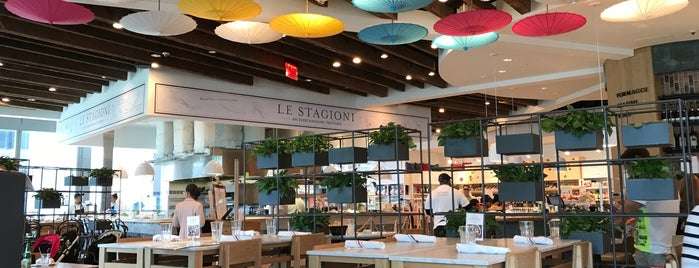 Eataly Downtown is one of 40 Top-Rated Food Halls in the U.S..