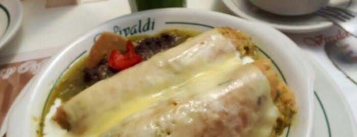 Restaurante Vivaldi is one of Lugares favoritos de Wendy.
