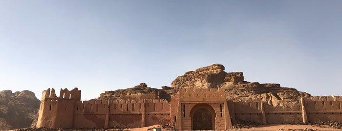 The Desert Castle Bazaar is one of Jordan #notMichael.