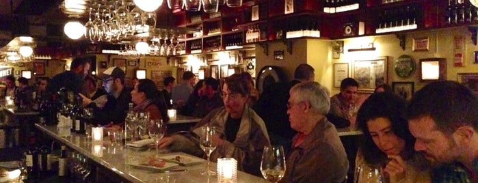 Vanguard Wine Bar is one of USA NYC MAN UWS.
