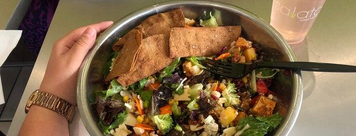 Salata is one of Aptraveler'in Beğendiği Mekanlar.