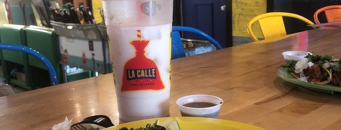 La Calle Tacos is one of Bobby 님이 좋아한 장소.