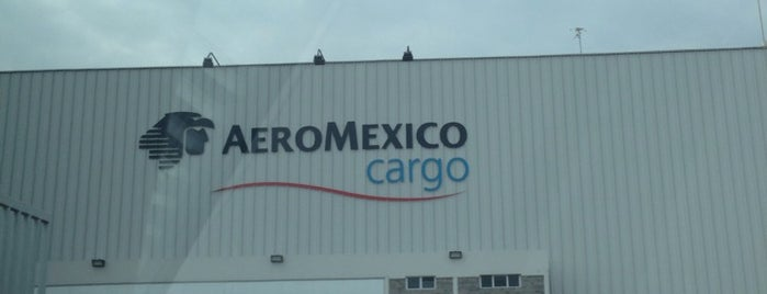 Aeromexico Cargo is one of D.F..