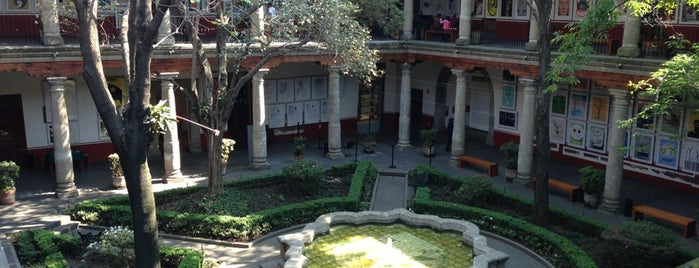 Museo Franz Mayer is one of Tesoros CDMX.