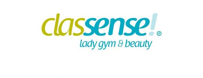 Classense! Lady gym & Beauty is one of gimnasios.