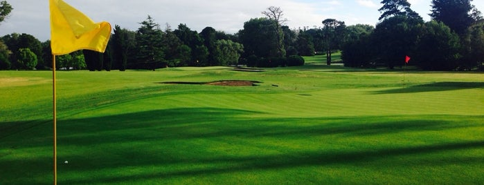 Golf Marayui is one of Tempat yang Disukai Maria Sofia.