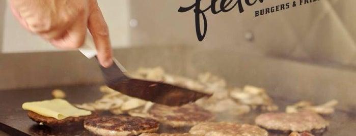 Fletcher's is one of Dame de tragar, Bartola!.