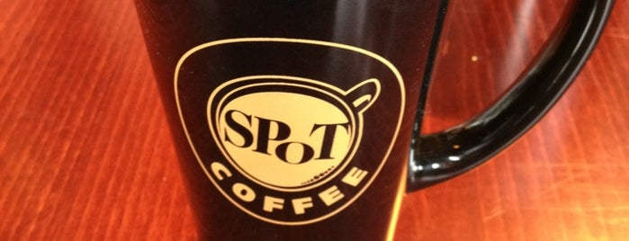 SPoT Coffee is one of Lugares favoritos de icelle.