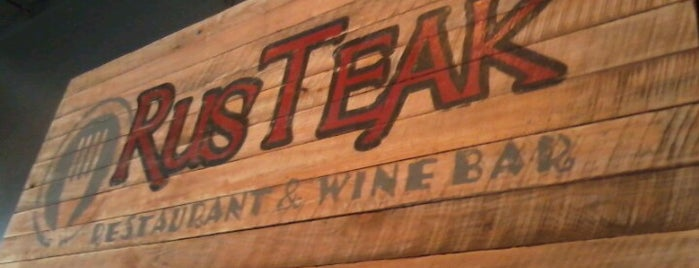 RusTeak Restaurant And Wine Bar is one of Orlando.