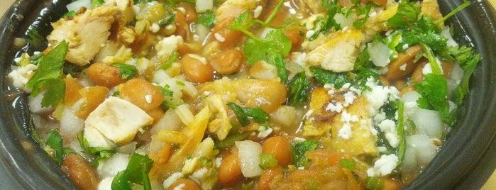 El Pollo Loco is one of Food.