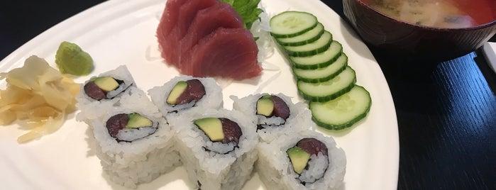 Sushi Delight is one of Lieux qui ont plu à Alan.