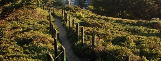 Sutro Heights Park is one of San Francisco.