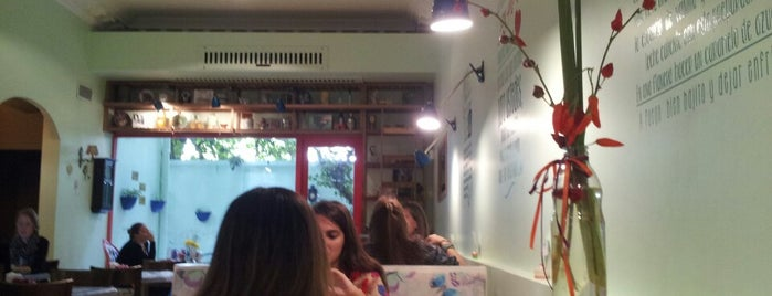 Cafe La Angelita is one of I <3 merendar.