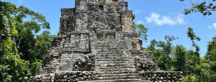 Zona Arqueológica Muyil is one of Mexico.