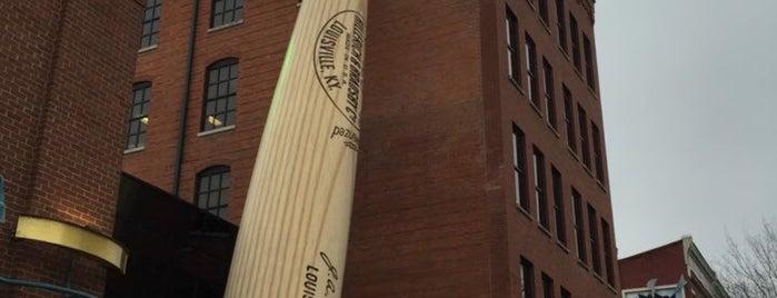 Louisville Slugger Giant Bat is one of Louisville.