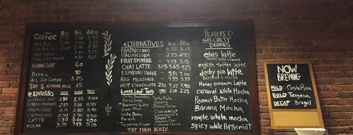 Café Geneva is one of Kentucky.