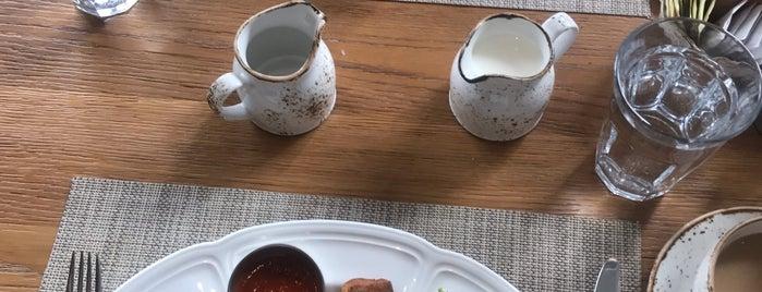 Honey Salt is one of Vancouver's Best Dines.