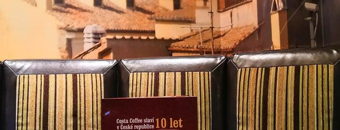 Costa Coffee is one of Tempat yang Disukai Torsten.