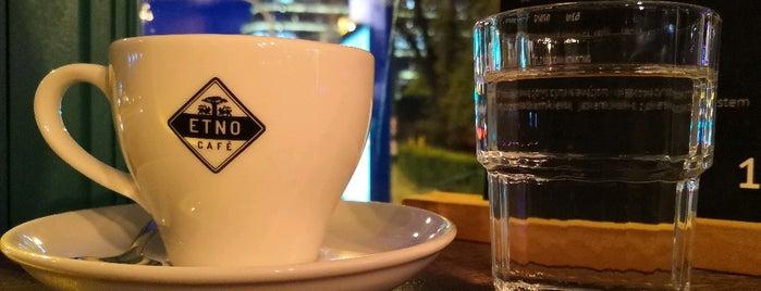 Etno Cafe Okrąglak is one of Natasha'nın Kaydettiği Mekanlar.