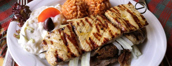 Restaurant Athos 2 is one of RESTAURANTS.