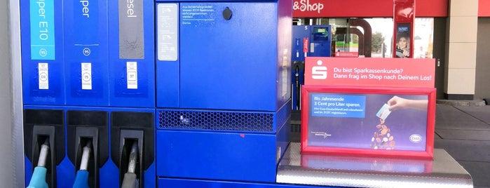Esso Tankstelle is one of Kreditkartenakzeptanz in Magdeburg.