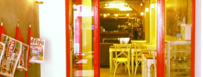 NY-IST Cafe is one of beyoglu.