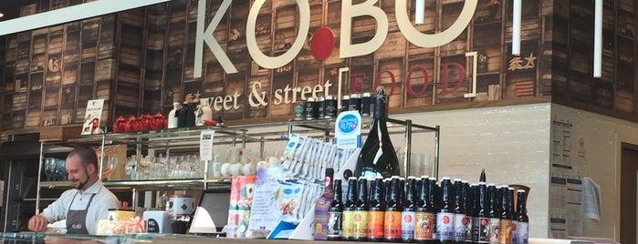 Ko.Bo is one of Colazione vegan a Milano e dintorni.