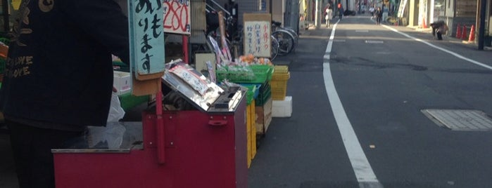 八百梅 is one of 神輿で訪れた場所-1.