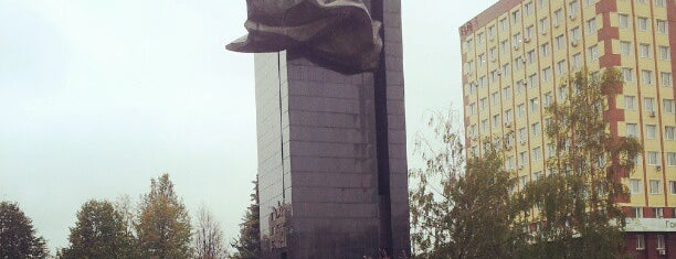 Площадь Революции is one of Иваново.