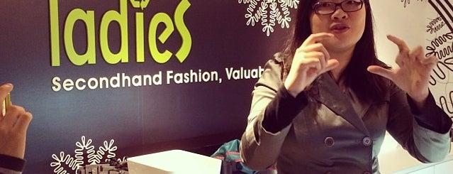 Green Ladies is one of Hong Kong Social Enterprises.