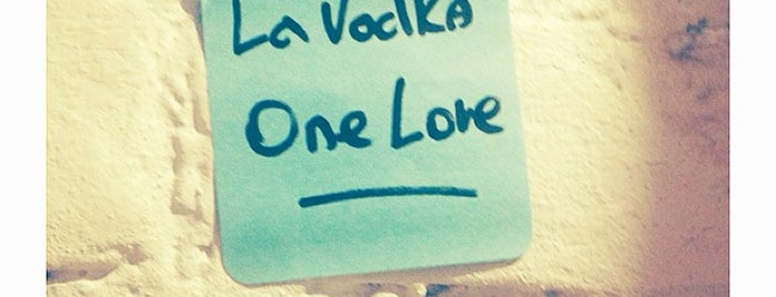 La Vodka is one of Малышка Брюさんの保存済みスポット.
