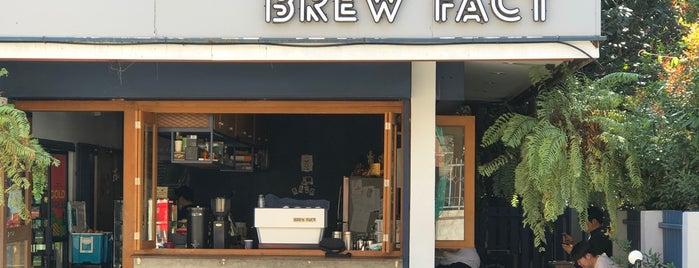 Brew Fact is one of เชียงใหม่_3_Coffee.