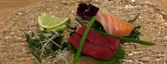 Sushi Atelier is one of Tempat yang Disukai Onwah.