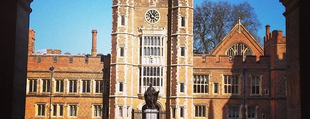 Eton College is one of Locais curtidos por Carl.