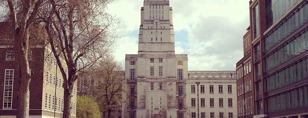 Birkbeck, University of London is one of LONDON.