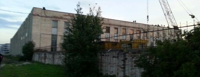 Завод Изоляционные Технологии is one of VANICH' clients.
