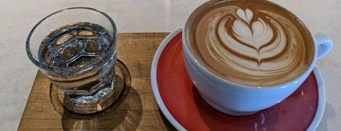 Harbinger Coffee is one of Hiroshi ♛'ın Beğendiği Mekanlar.